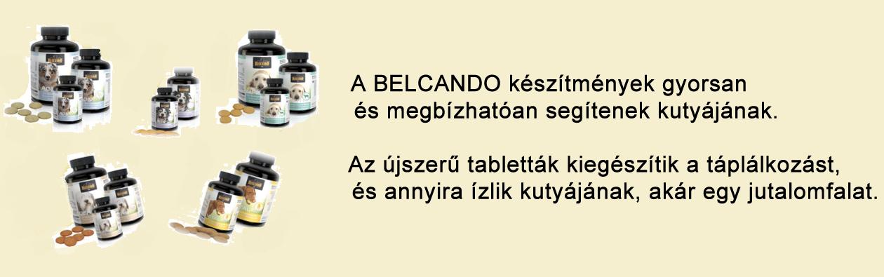 Belcando tabletta