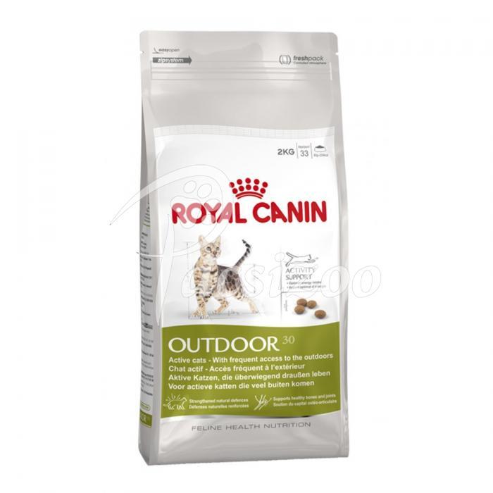 royal canin outdoor 30 4 kg h zi llat rak rg p. Black Bedroom Furniture Sets. Home Design Ideas