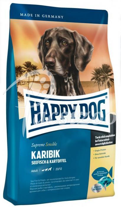 happy dog supreme sensible karibik a legjobb kutyat pok macskaeledelek szuper. Black Bedroom Furniture Sets. Home Design Ideas