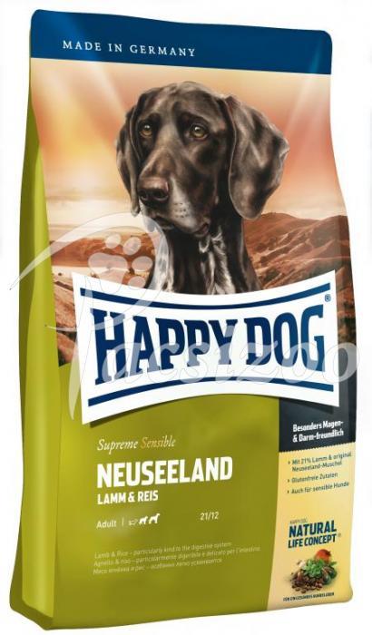 happy dog supreme sensible neuseeland a legjobb kutyat pok macskaeledelek. Black Bedroom Furniture Sets. Home Design Ideas